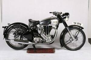 Vintage Motorcycle Auction Saturday 29th October, Laverda Vincent Norwood Norwood Area Preview