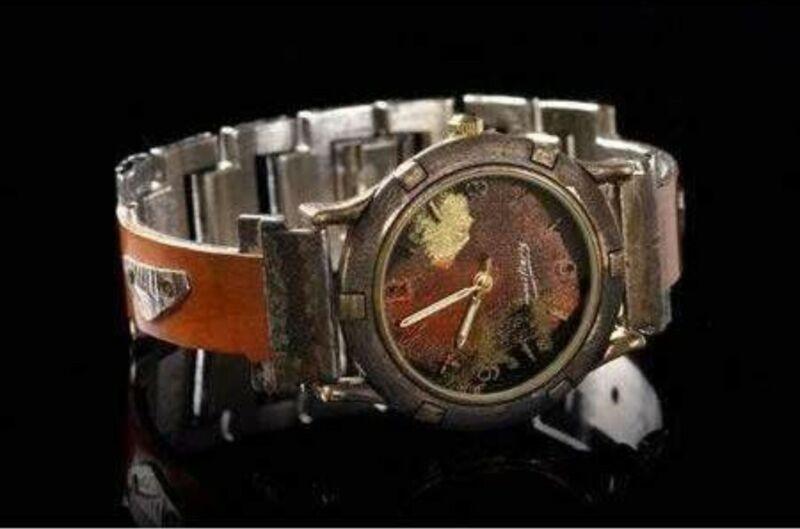 Watchcraft Eduardo Milieris Womens Watch Porthole Collection Limited Ed Rare