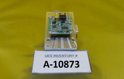 Nikon 4s008-056 Ais Sensor Board Pcb Aissns-x4 Nsr System Used Working