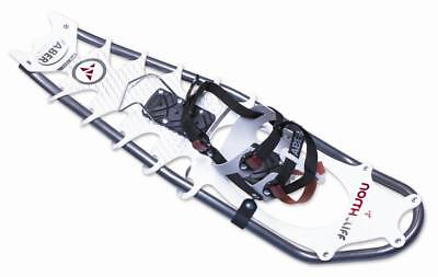 "SNOWSHOES: FABER 25x8"" NORTH CLIFF ALUMINUM, NEW #NC825 / Made in Canada / SALE for sale  Butler"
