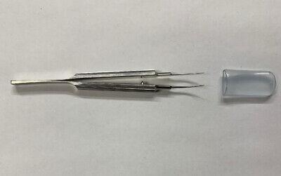 Katena K5-5230 Tennant Tying Forceps Curved Ophthalmic W
