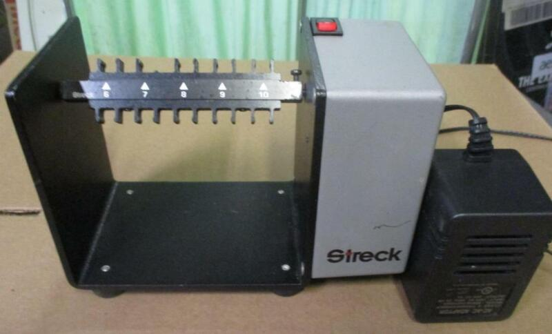 Streck ESR Auto Plus With ESR-657 Mixer Tested and Working