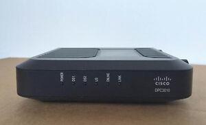 Cisco Dpc3010 Cable Modem Docsis 3 0 Dpc 3010 Approved By