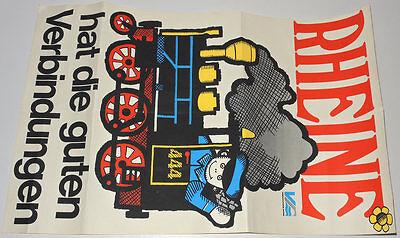 Rheine hat die guten Verbindungen (Plakat)