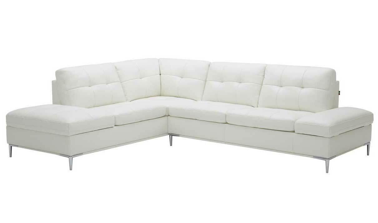 leonardo premium sectional sofa with storage in