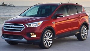 Selling my 2017 Ford Escape fully loaded