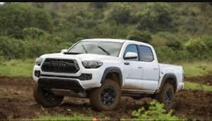 Wanted Toyota Tacoma TRD parts