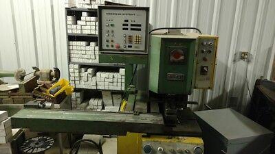 Amada 30 Ton Hydraulic Set Punch Press Model Sp-30
