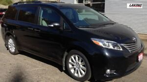 "2015 Toyota Sienna XLE 7 PASSENGER  """"LOADED"""" """"DVD"""" Clean Car"
