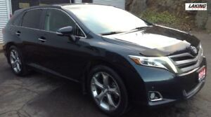"2014 Toyota Venza LIMITED AWD """"LOADED"""" NAVIGATION Clean Car Pr"
