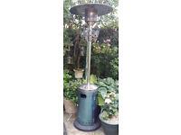 Garden heater in very good condition!!!!!!
