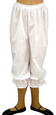nisch Kinder Gerades Bein Bloomers mit Elastischer Leg Jedes (Gerade Kinder Kostüme)