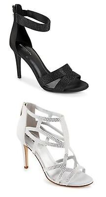 Black or Silver Formal Open Toe 4