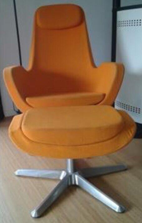 Ikea Karlstad Swivel Chair In Hale Manchester Gumtree