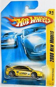 Hot Wheels 1/64 '08 Ford Focus Diecast Car