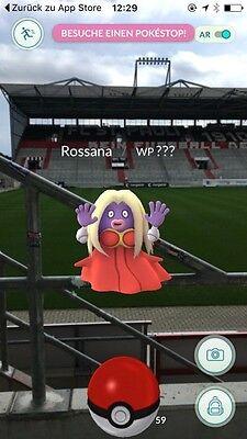 Rossana sorgt für Stimmung im Stadion. (© @C_Holler)