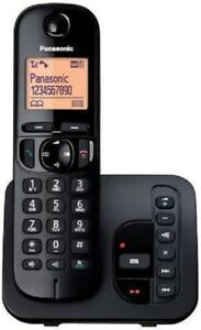 Panasonic KX-TGC222C Cordless Phones with answering System