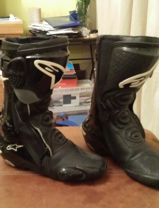 Alpinstar smx motorcycle boots in Kippax West Yorkshire  : 86 from www.gumtree.com size 547 x 714 jpeg 39kB