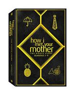 How I Met your Mother -The Complete series BOXED set!