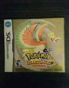 Pokémon HeartGold- Will Trade or Sell