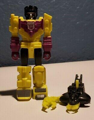 Transformers Vintage G1 Action Master Devastator Scorpulator Hasbro 1990