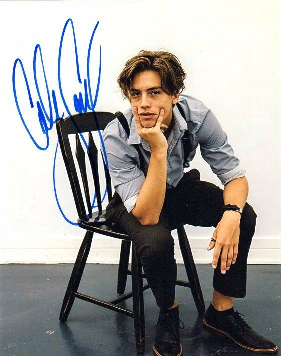 Cole Sprouse Autographed Signed 8x10 Photo COA #1
