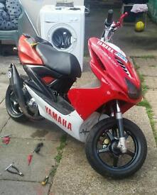 Yamaha aerox project offers or swaps