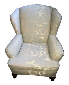 Causeuse et chaise / Loveseat and Chair