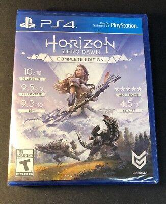 Horizon  Zero Dawn   Complete Edition     Ps4  New
