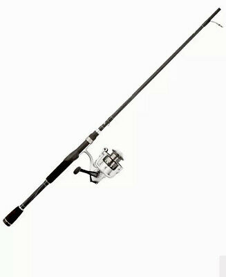"Abu Garcia Silver Max Spinning Combo 6'6"" 2-pc Medium"