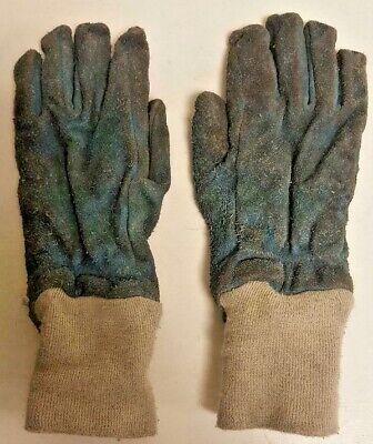S Small Blue Fireguard Fire Guard Firefighter Gloves Turn Out Gear  G161