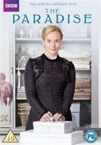 The-Paradise-Series-1-DVD-2012-Joanna-Vanderham-VGC