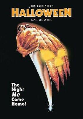 [DVD] Halloween Original (1978) John Carpenter *NEW