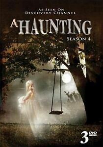 A Haunting - Series 4 (DVD, 2009, 3-Disc Set)