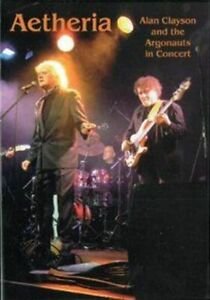 Alan Clayson And The Argonauts - Aetheria (DVD, 2009)