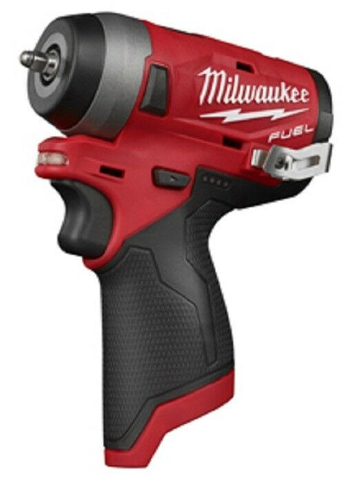 Details About Milwaukee 2552 20 M12 Fuel 12v Brushless 1 4 Cordless Impact Driver Bare Tool