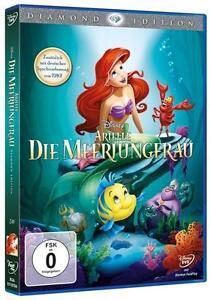 Arielle die Meerjungfrau Diamond Edition DVD ***Neu-OVP***