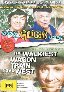 Rescue From Gilligan's Island / The Wackiest Wagon Train ...