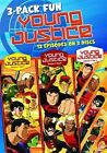 Young Justice DVD & Blu-ray Movies Latin