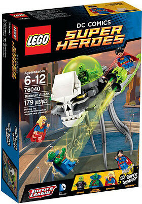 Authentic LEGO DC Super Heroes Lightning Lad Minifig sh211 5004077 Target Excl