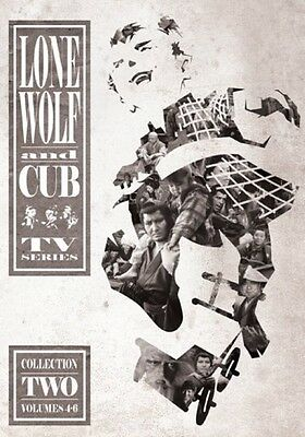 Lone Wolf and Cub: Collection 2 (DVD, 2010, 6-Disc Set) - B02