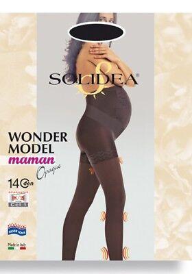 ** Maternity Compression **Wonder Model Maman 140 Opaque