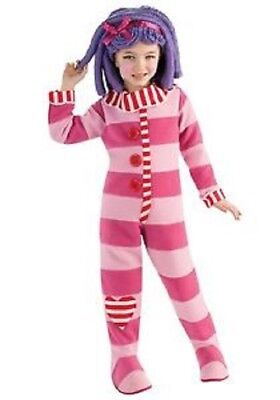 Girls Child LaLaLoopsy Deluxe Pillow Feather Bed Pink & Purple Dress Costume](Lalaloopsy Pillow Costume)