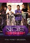NCIS: New Orleans Region Code 1 (US, Canada...) DVD Movies