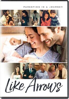 Like Arrows (Micah Lynn Hanson, Alan Powell, Elizabeth Becka) New Region 4 DVD comprar usado  Enviando para Brazil