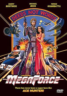 MEGAFORCE NEW DVD