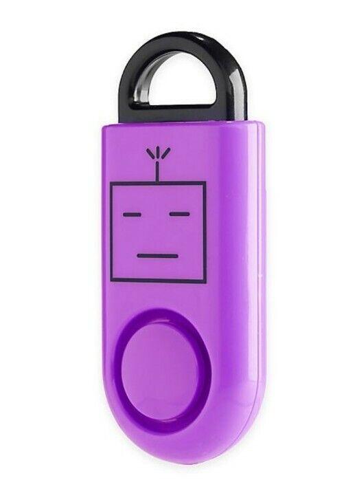 NEW BASU eAlarm Portable Self Defense Emergency Personal Alarm Sound 120Db