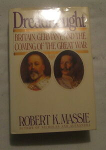 Dreadnought by Robert K. Massie in english
