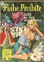 Fiabe Proibite N° 5 - Alice Nel Paese Delle Meraviglie (edifumetto, 1973) -  - ebay.it