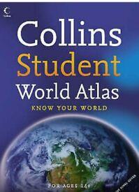 Collins Student World Atlas (Paperback, 2007)